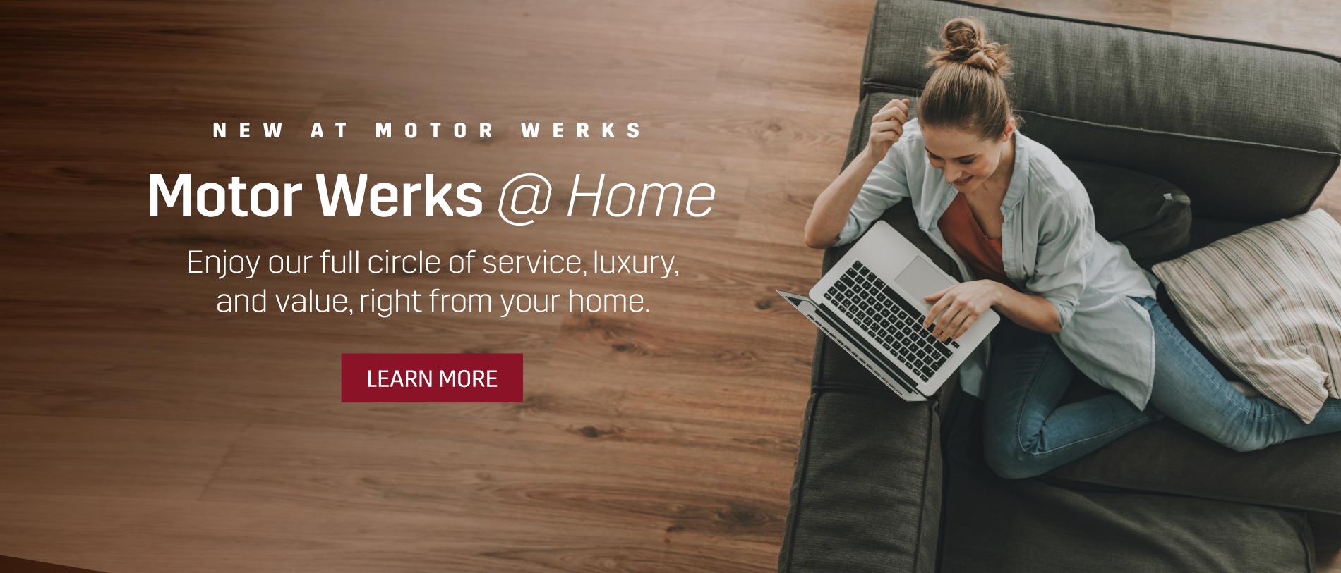 Motor Werks @ Home